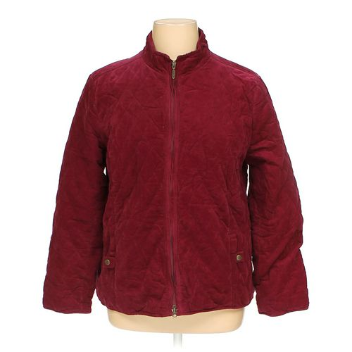 Croft & Barrow Jacket in size XL at up to 95% Off - Swap.com