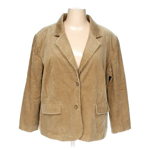 dressbarn Jacket in size 22 at up to 95% Off - Swap.com