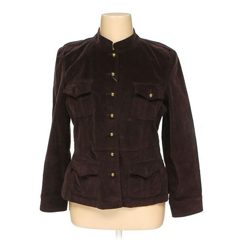 dressbarn Jacket in size XL at up to 95% Off - Swap.com