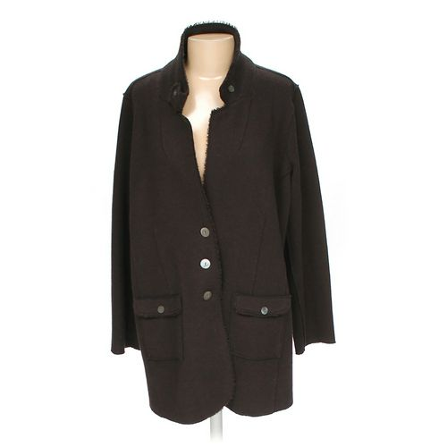 EILEEN FISHER Jacket in size L at up to 95% Off - Swap.com