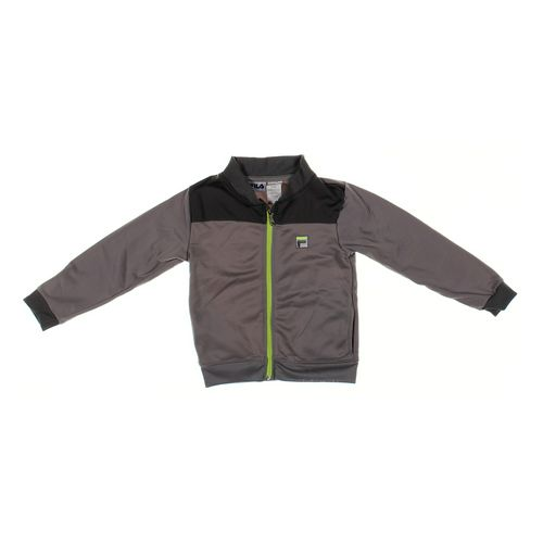 FILA Jacket in size 4/4T at up to 95% Off - Swap.com