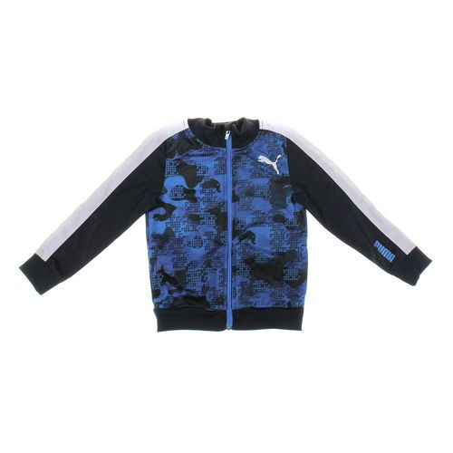 Puma Jacket in size 4/4T at up to 95% Off - Swap.com