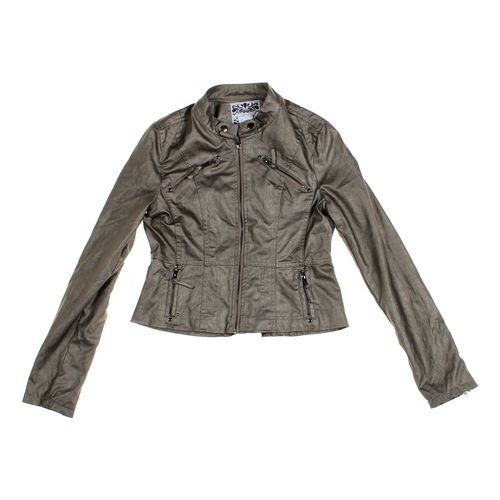 Wet Seal Jacket in size JR 7 at up to 95% Off - Swap.com