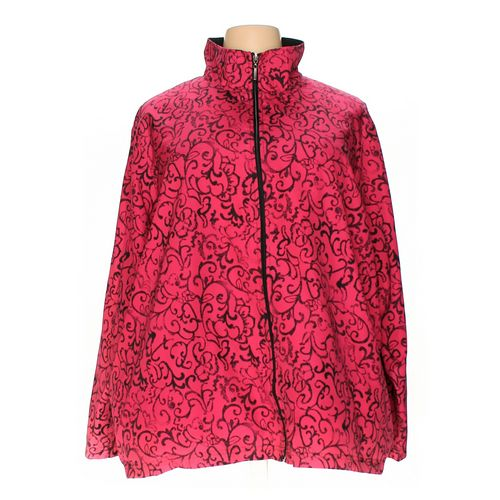 Just My Size Jacket in size 4X at up to 95% Off - Swap.com
