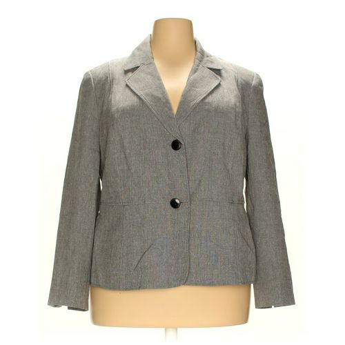 KASPER Jacket in size 18 at up to 95% Off - Swap.com