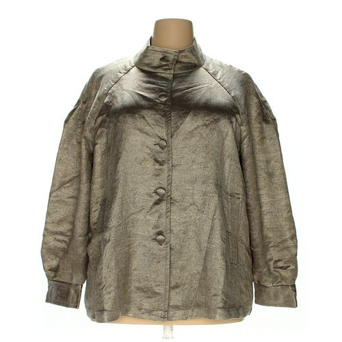 Linea by Louis Dell'Olio Jacket in size 2X at up to 95% Off - Swap.com