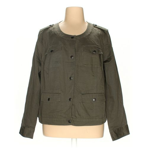 Liz Claiborne Jacket in size 3X at up to 95% Off - Swap.com