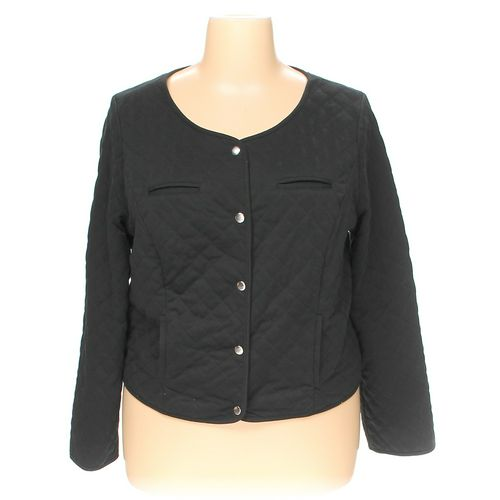 Merona Jacket in size 2X at up to 95% Off - Swap.com