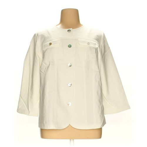 Ruby Rd. Jacket in size 20 at up to 95% Off - Swap.com