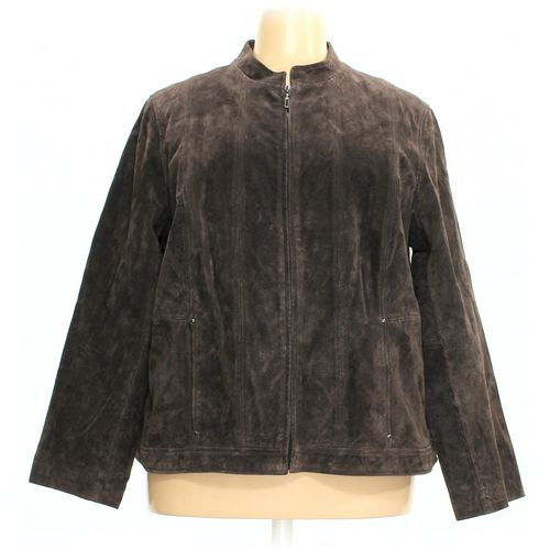 Style & Co Jacket in size 22 at up to 95% Off - Swap.com