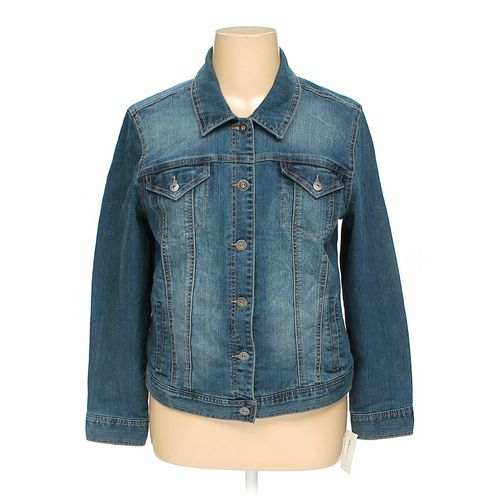 Style & Co Jacket in size XL at up to 95% Off - Swap.com