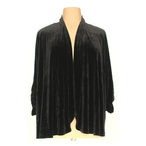 Susan Graver Jacket in size XL at up to 95% Off - Swap.com