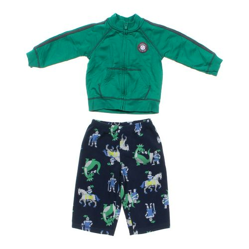 Just One You Jacket & Sweatpants Set in size 18 mo at up to 95% Off - Swap.com