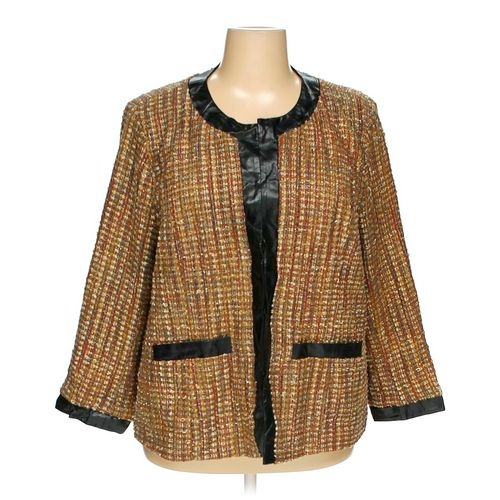 T. Renz Jacket in size 3X at up to 95% Off - Swap.com