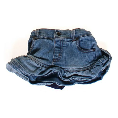 The Children's Place Jean Skort in size 18 mo at up to 95% Off - Swap.com
