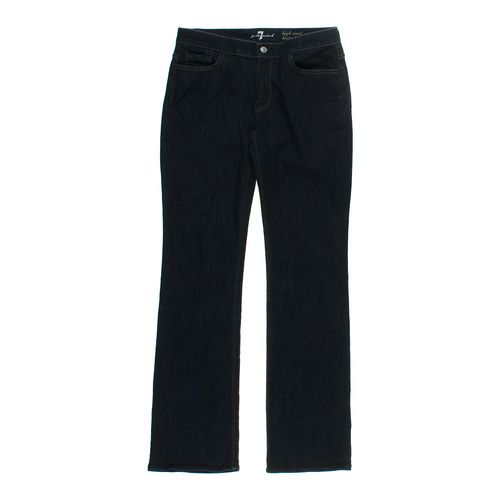 """7 For All Mankind Jeans in size 31"""" Waist at up to 95% Off - Swap.com"""