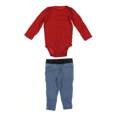 French Toast Jeans & Bodysuit Set in size 2/2T at up to 95% Off - Swap.com