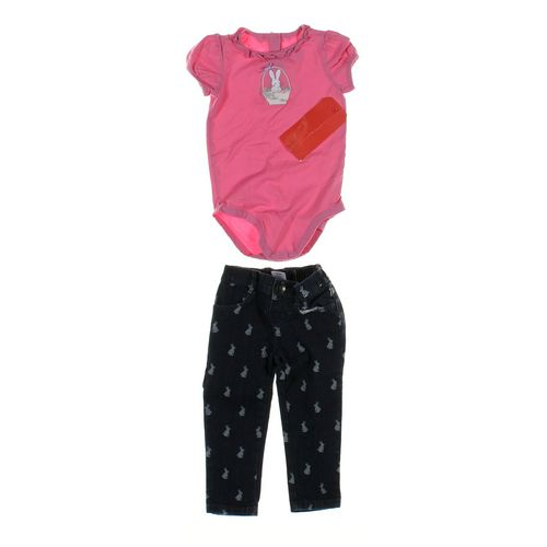 Gymboree Jeans & Bodysuit Set in size 18 mo at up to 95% Off - Swap.com
