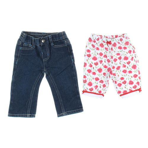Carter's Jeans & Capri Pants Set in size 3 mo at up to 95% Off - Swap.com