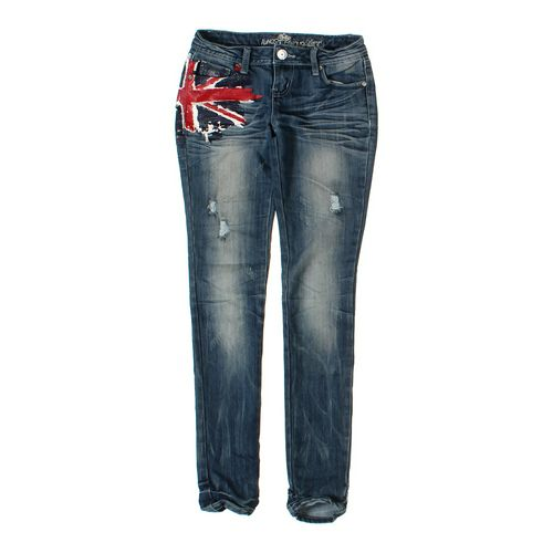 Almost Famous Jeans in size JR 0 at up to 95% Off - Swap.com