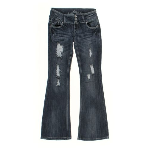 Almost Famous Jeans in size JR 5 at up to 95% Off - Swap.com
