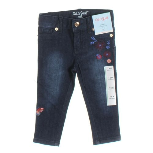 Cat & Jack Jeans in size 18 mo at up to 95% Off - Swap.com