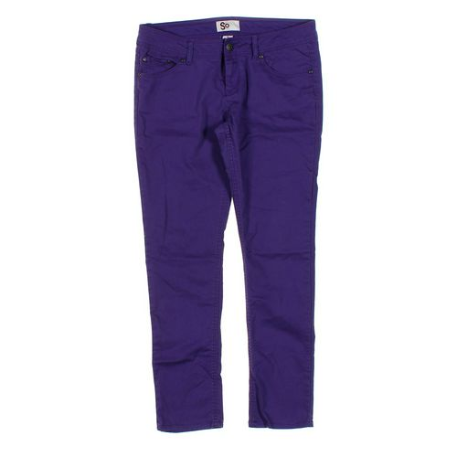 SO Jeans in size JR 13 at up to 95% Off - Swap.com
