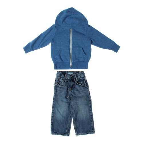 babyGap Jeans & Jacket Set in size 2/2T at up to 95% Off - Swap.com