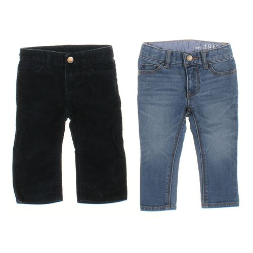 babyGap Jeans & Pants Set in size 12 mo at up to 95% Off - Swap.com