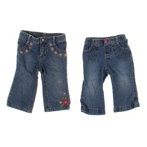 Jumping Beans Jeans Set in size 12 mo at up to 95% Off - Swap.com