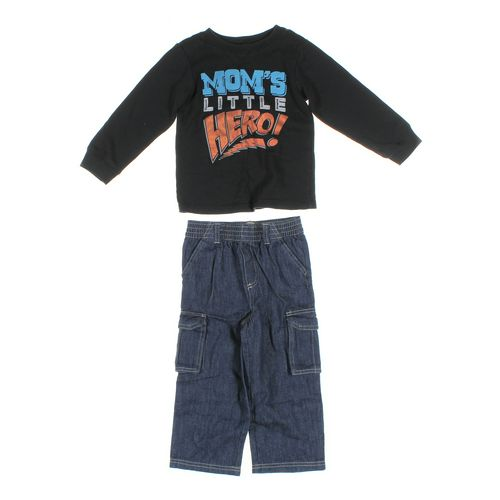Garanimals Jeans & Shirt Set in size 3/3T at up to 95% Off - Swap.com