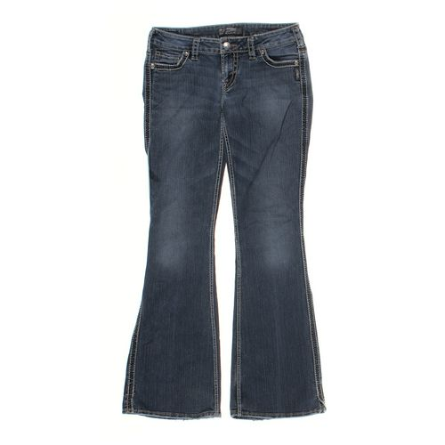 Silver Jeans Jeans in size 10 at up to 95% Off - Swap.com
