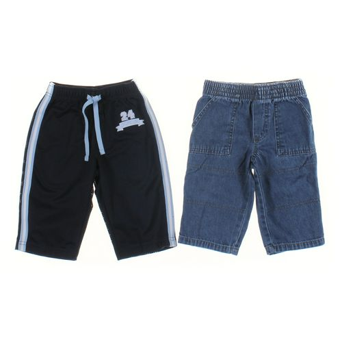 Faded Glory Jeans & Sweatpants Set in size 12 mo at up to 95% Off - Swap.com