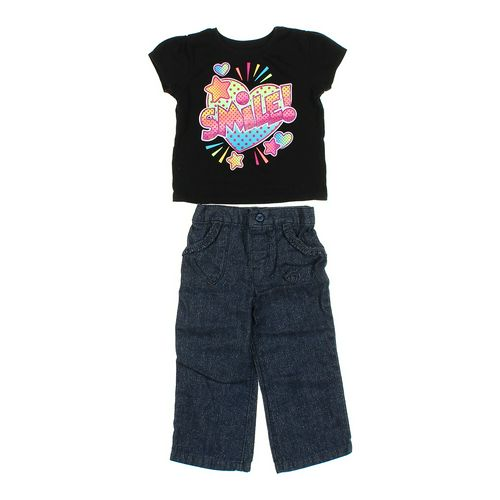 Garanimals Jeans & T-shirt Set in size 24 mo at up to 95% Off - Swap.com