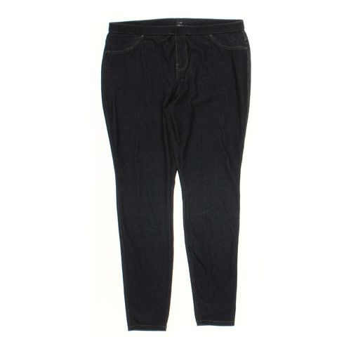 Simply Vera by Vera Wang Jeggings in size L at up to 95% Off - Swap.com