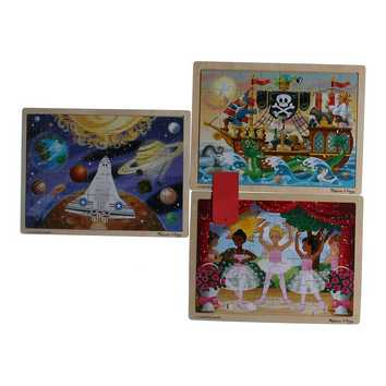 Jigsaw Puzzles Set for Sale on Swap.com
