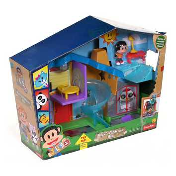 Julius Jr. Rock 'n Playhouse Box for Sale on Swap.com