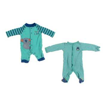 Jumpsuit & Footed Pajamas Set for Sale on Swap.com