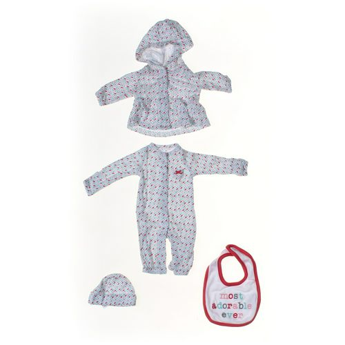 Carter's Jumpsuit & Hoodie Set in size Preemie at up to 95% Off - Swap.com