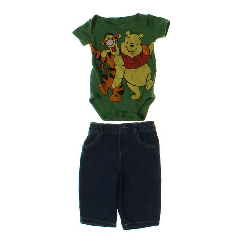 Disney Jumpsuit & Jeans Set in size 6 mo at up to 95% Off - Swap.com