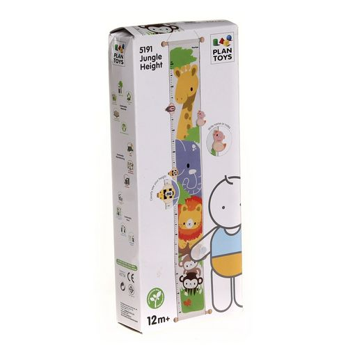 PlanToys Jungle Height Growth Chart at up to 95% Off - Swap.com