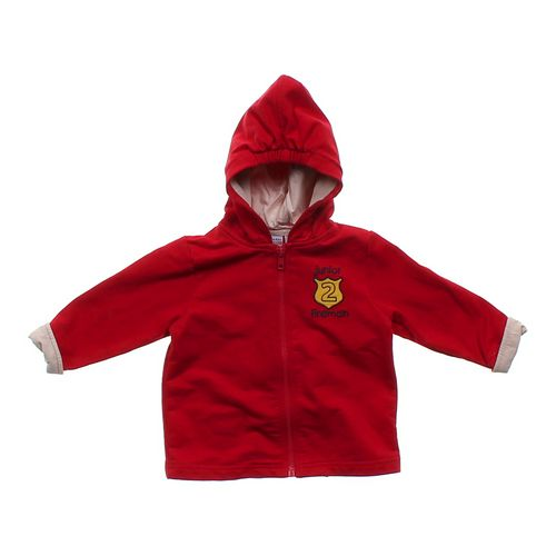 "Cuddle Bear ""Junior Fireman"" Hoodie in size 18 mo at up to 95% Off - Swap.com"