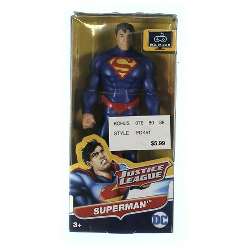 Justice League Justice League Superman at up to 95% Off - Swap.com