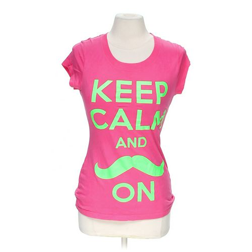 Wound Up Clothing Keep Calm T-shirt in size M at up to 95% Off - Swap.com