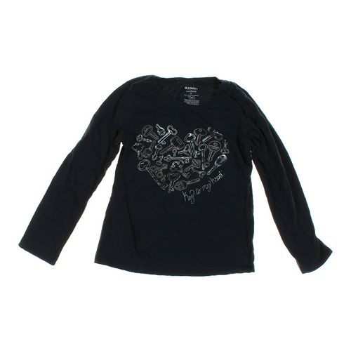 Old Navy Key To My Heart Shirt in size 8 at up to 95% Off - Swap.com