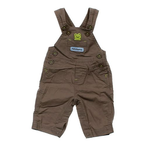 Child of Mine Khaki Overalls in size NB at up to 95% Off - Swap.com