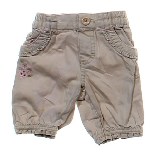 Genuine Kids from OshKosh Khaki Pants in size 6 mo at up to 95% Off - Swap.com