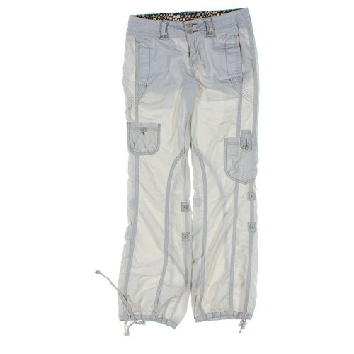 Unionbay Khaki Pants in size JR 7 at up to 95% Off - Swap.com