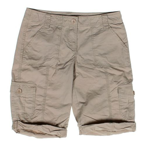 Apt. 9 Khaki Shorts in size 6 at up to 95% Off - Swap.com