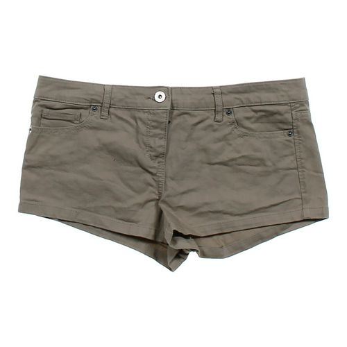 Benetton Khaki Shorts in size 16 at up to 95% Off - Swap.com